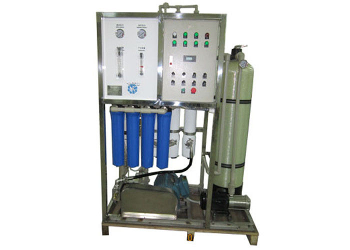 Residential Seawater RO Plant for potable water 6000GPD 1m3/hr