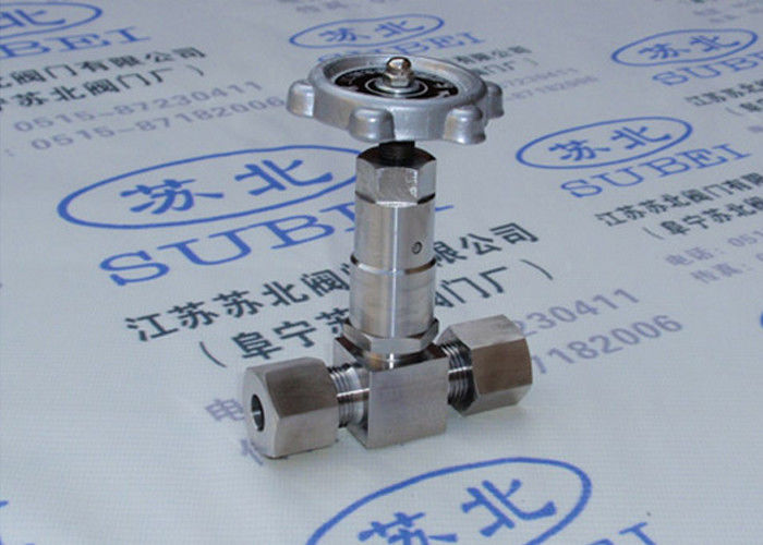 Getting pressure mining  high pressure needle valve DN2 to DN32